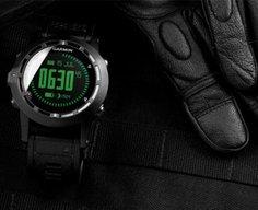 Garmin introduces tactical GPS navigator watch