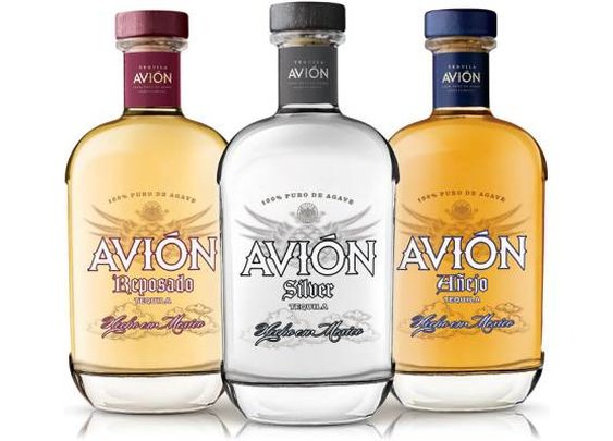 Tequila Avión, the World's Best Tequila | Baxtton