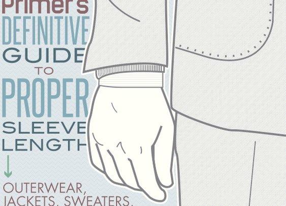 Primer's Definitive Guide to Proper Sleeve Length - Primer