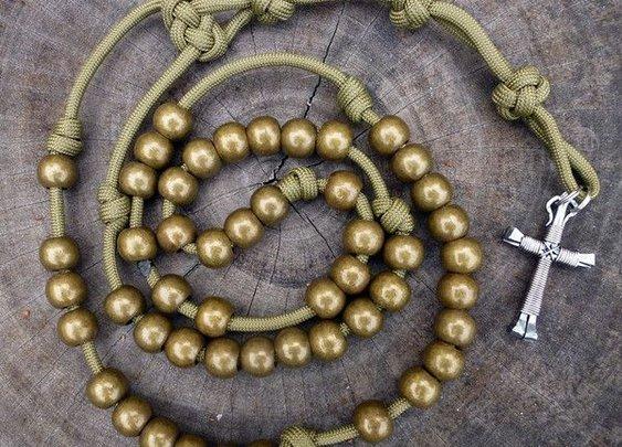 Military Rosary / Ranger Rosary Custom Colors