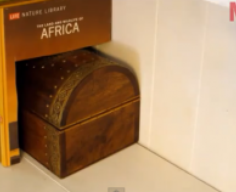 DIY Multi-book Secret Compartment   StashVault