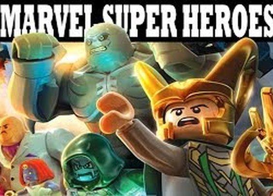 Titan Gamer: LEGO MARVEL Super Heroes Walkthrough!
