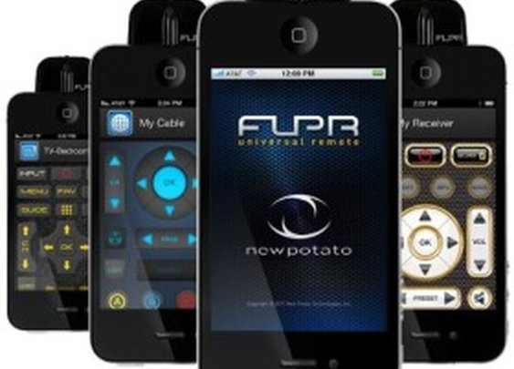 Universal Remote Control for iPhone, iPad and iPod Touch