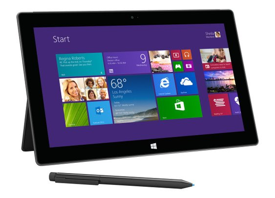 Microsoft Surface 2 Holiday Giveaway