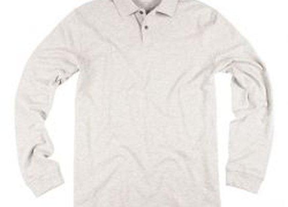 Interlock Long Sleeve Polo