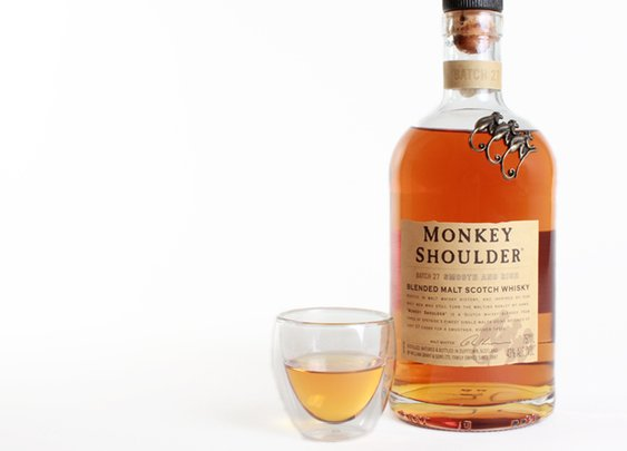 Monkey Shoulder Batch 27 Blended Malt Scotch Whisky