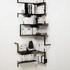 Build a Minimal Corner Book Shelf