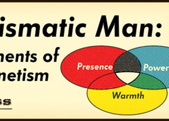 The 3 Elements of Charisma: Presence | The Art of Manliness