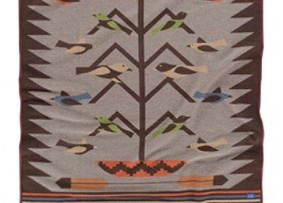 Pendleton Woolen Mills: TREE OF LIFE BLANKET