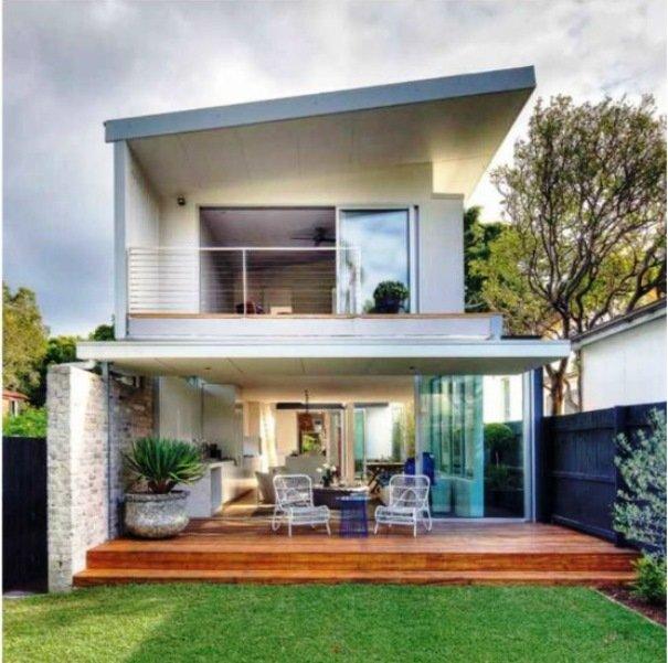 Minimalist contemporary bungalow architecture gentlemint for Minimalist bungalow