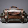 The Beautiful Paratrooper Camera Bag by Wotancraft Atelier