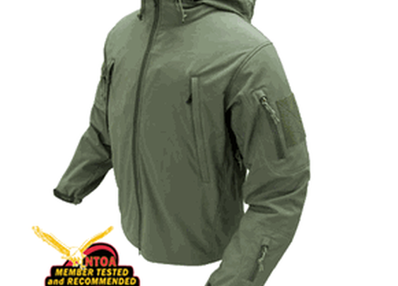 Condor Tactical Jacket - Olive Drab Soft Shell