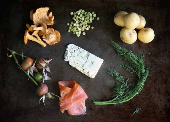 New Nordic's Cool, But Old Scandinavian Food Holds Its Own