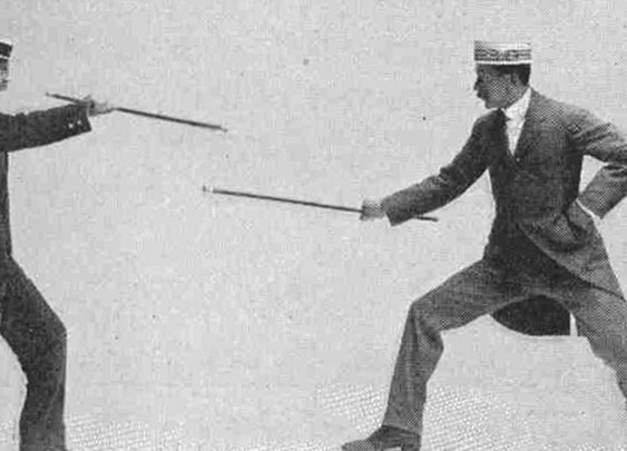 How to Fight Like a Victorian Gentleman