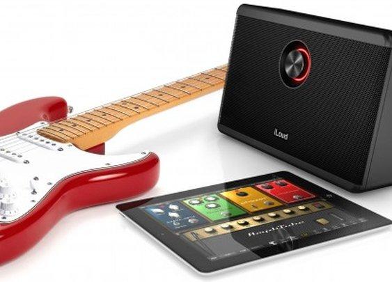iLoud speaker offers musicians studio quality audio on the move