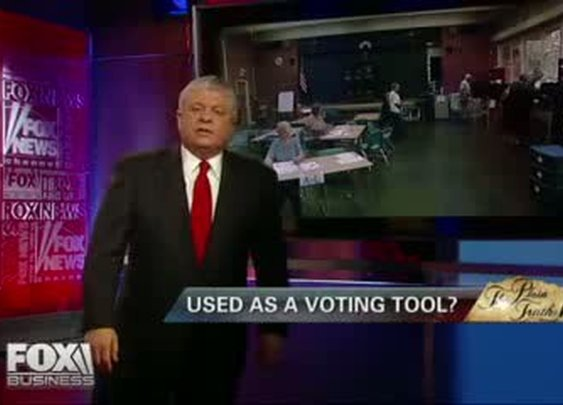 LiveLeak.com - Judge Napolitano: How to get fired from Fox in under 5 mins