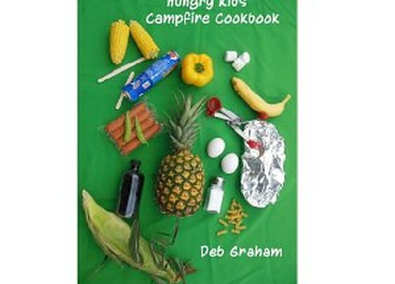 Free On Kindle - Hungry Kids Camp Fire Cookbook (Busy Kids, Happy Kids)