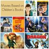 Movies Based on Children's Books - Big List of Literature Inspired Family Films | Chasing Supermom
