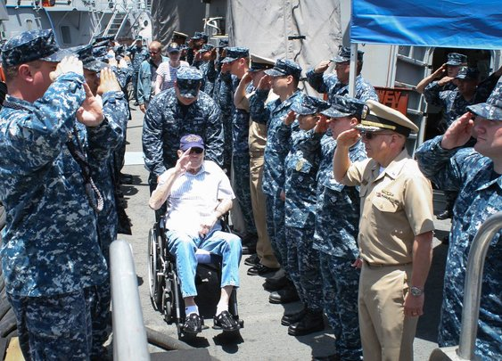 A Sailor's Dying Wish | iDriveWarships