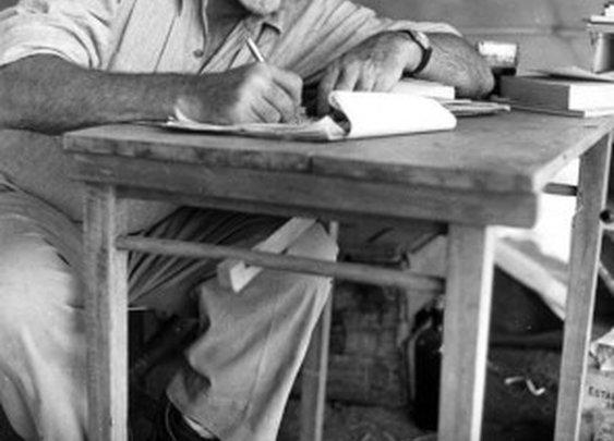 Hemingway's Advice to Aspiring Authors