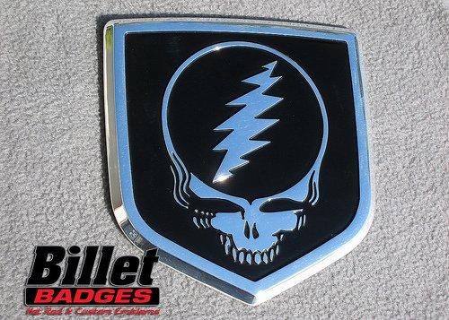 Custom Billet Badges Custom Machined Vehicle Badges