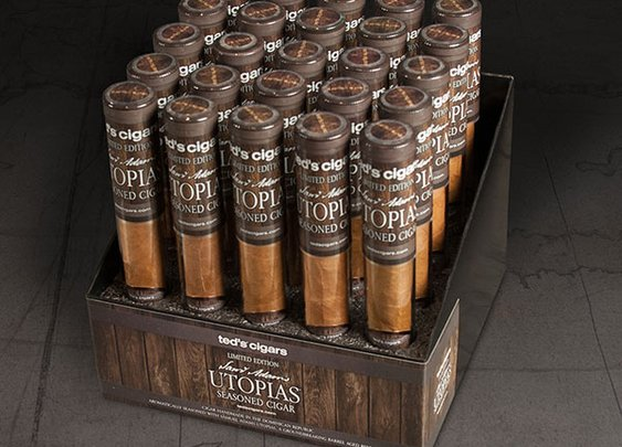 Samuel Adams Utopias 650 Box of 25 Cigars | Ted's Cigars