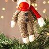 Sockin' Around the Tree Ornament