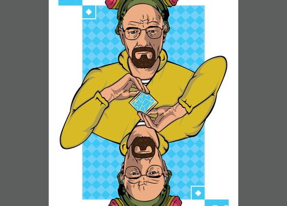 Breaking Bad Playing Cards | The Coolector