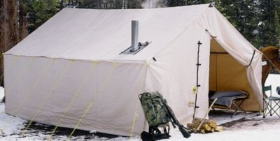 Cabela S Outfitter Wall Tents With Sewn In Floor By