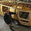 BBC - Autos - Rebuilding Fuller's Dymaxion