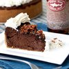Bacon Stout Chocolate Cheesecake | Tide and Thyme