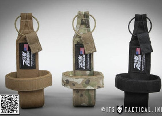 ITS Skeletonized Bottle Holder | ITS Tactical