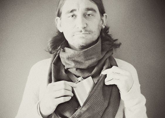 Speakeasy Travel Scarves (fits a passport.. or flask)