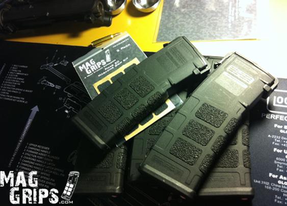 MagGrips Magpul PMAG Grip Kits