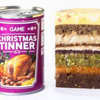 Christmas Tinner, a UK product for gamers too lazy to cook!