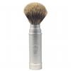 Don't MASH your shaving brush!
