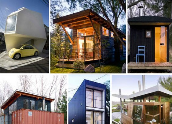 14 More Modern Tiny Houses & Backyard Getaways | WebEcoist