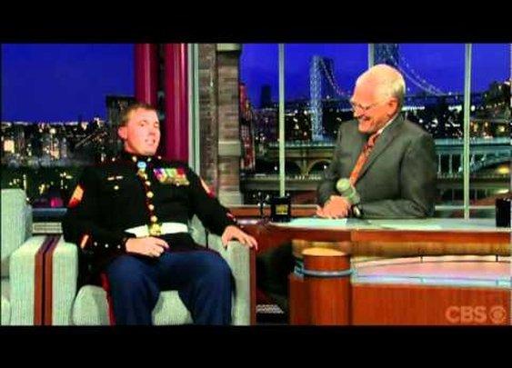 Dakota Meyer Discusses His Medal of Honor