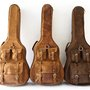 Whipping Post Leather Guitar Cases