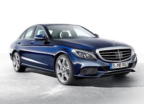 2015 The All New Mercedes-Benz C-Class Sedan