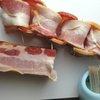 Make Edible Bacon Garland To Decorate For Christmas