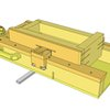 Woodworking plans with Sketchup