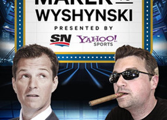 iTunes - Podcasts - Marek vs. Wyshynski by Sportsnet.ca