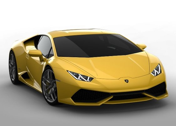 Huracan is New Lamborghini Gallardo Successor Not Cabrera