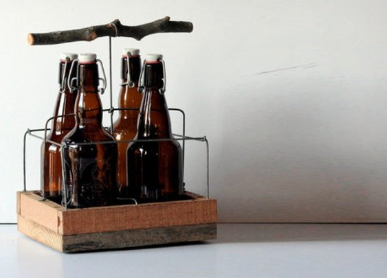 Rustic Beer 4-Pack | Shark Jumped?