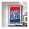 "Home Alone 'Fuller' - 11"" x 17"" wall art"
