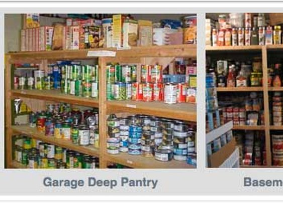 Home Food Storage, All You Ever Need To Know - SHTF Preparedness