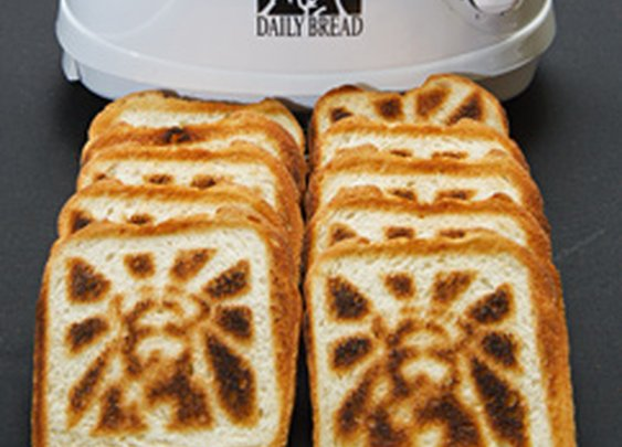 The Jesus Toaster | Cheaper Than A Shrink