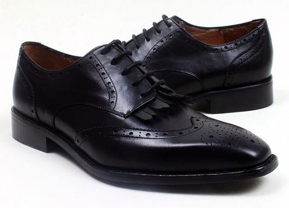 little details make this brogue difference