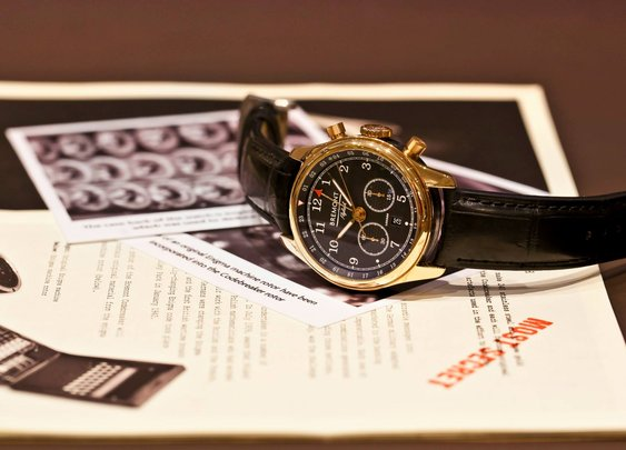 Bremont Limited Edition Rose Gold Codebreaker